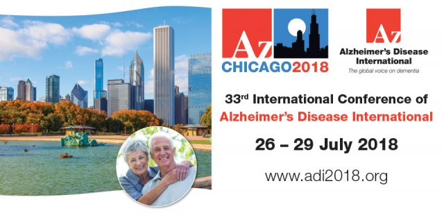 33rd International Conference of Alzheimer's Disease International