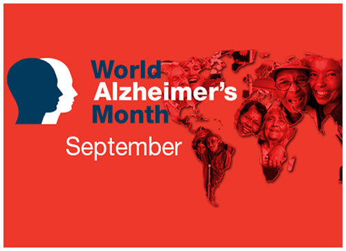 September World Alzheimer's Month 2018